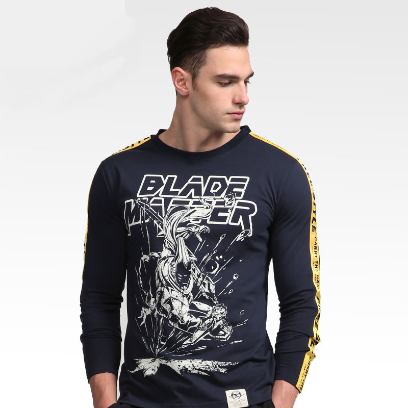 Creative LOL Master Yi  Long Sleeve T-shirt League of Legends Tee Shirts