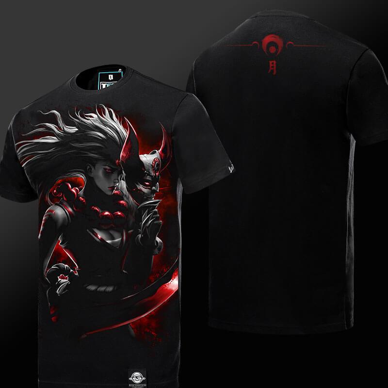 LOL Diana Tshirt League of Legends  Scorn of The Moon Hero Tee
