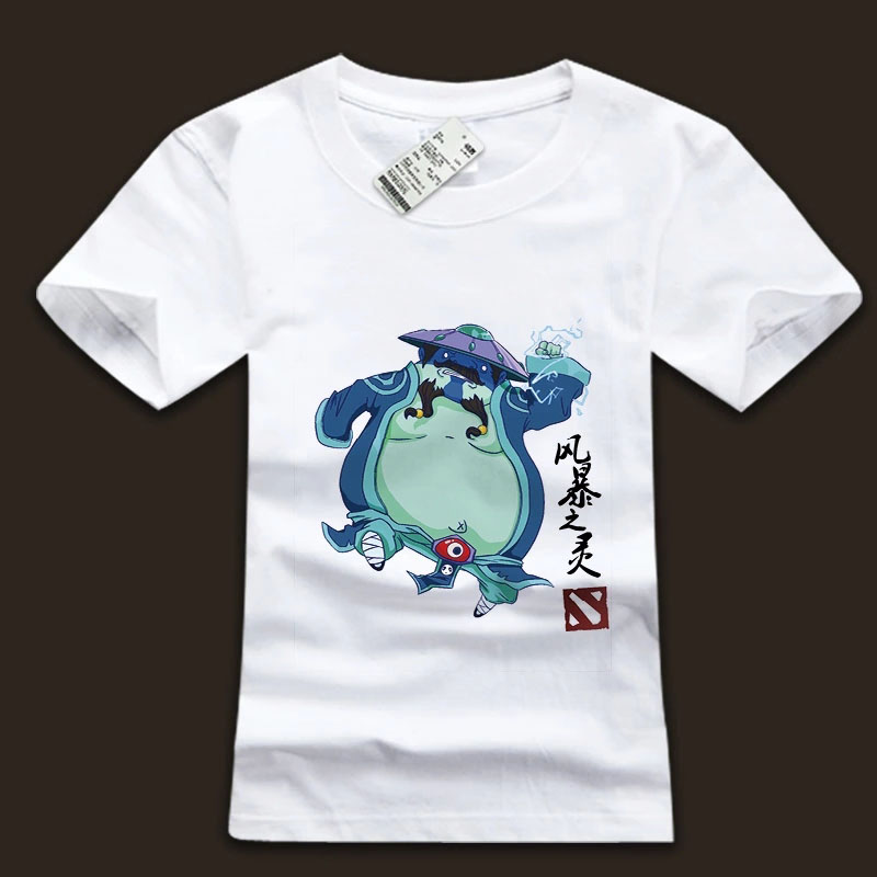 DOTA 2 Storm Spirit Hero tshirt | Wishining