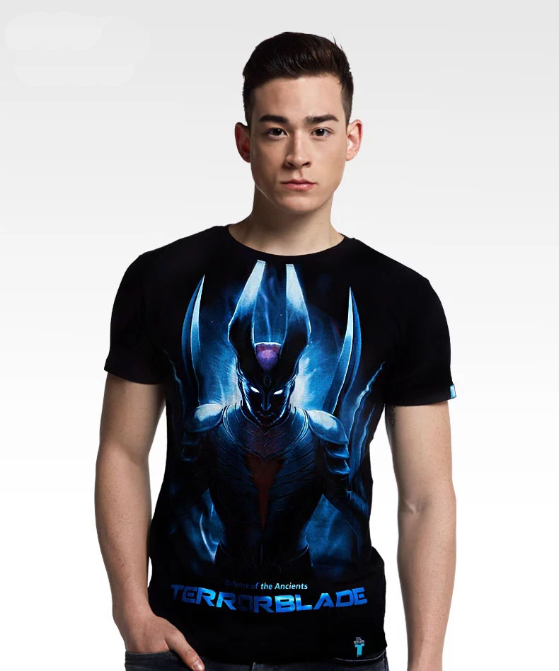 DOTA 2 Terrorblade Limited Edition T-shirts