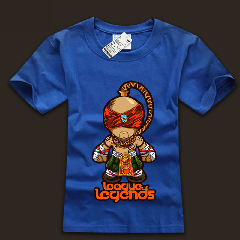High Quality The Blind Monk Lee Sin Tee Shirts