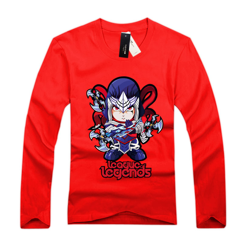LOL The Card Master Twisted Fate T Shirts For Men