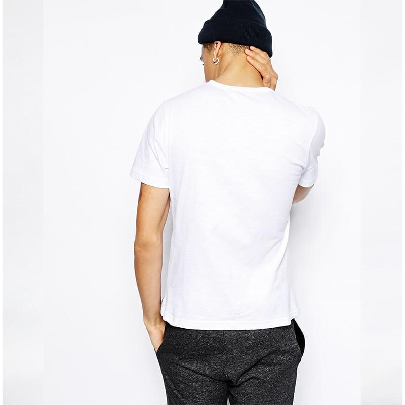 1fee71ae55e4 Ζωγραφισμένα στο χέρι εικονογράφηση λευκά μπλουζάκια | Wishining
