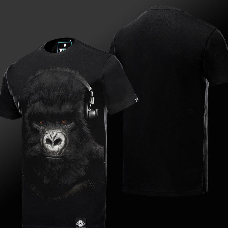 Fashion king kong design t shirts for man wishining - King kong design ...