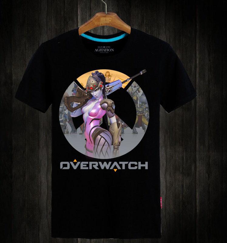 Overwatch blizzard widowmaker