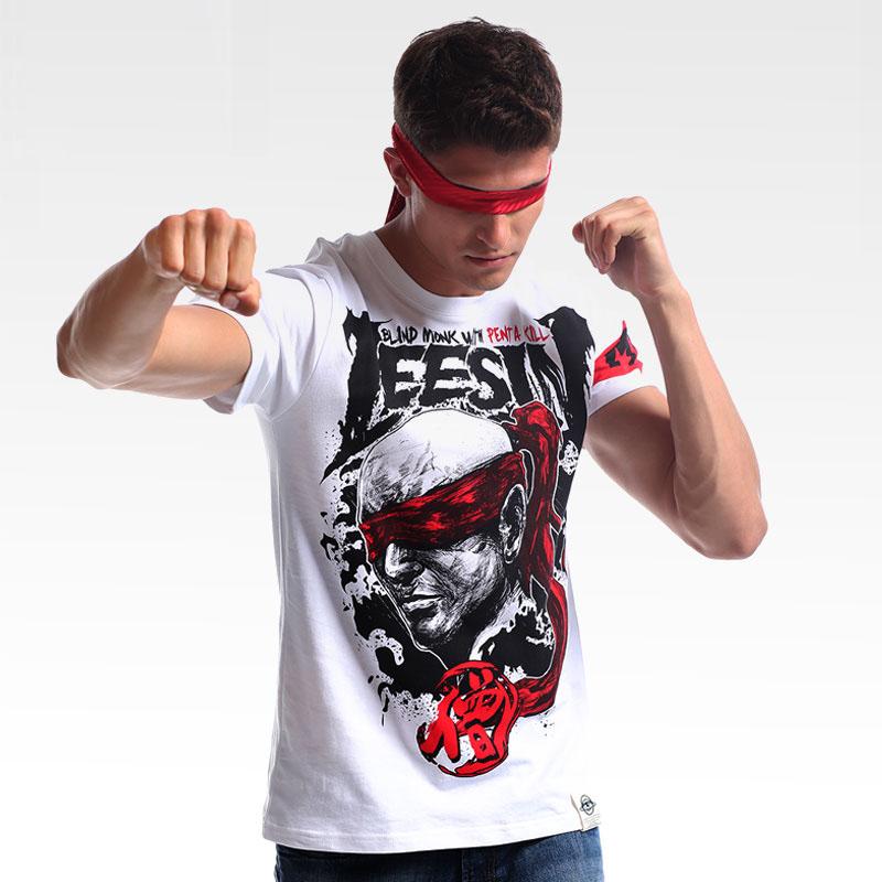 Cool League of Legends Lee Sin T-shirt For Men
