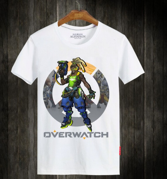 Overwatch OW lucio Tshirt For Mens