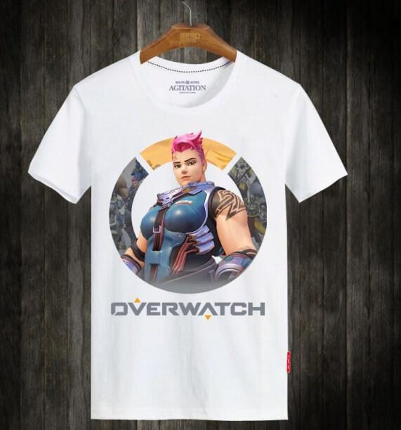 Blizzard Overwatch Zarya Unisex Shirt