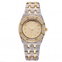 Luxury AAA Diamond Quartz Watches Elegant Lady Dress Party Watch Hip Hop Waterproof Female Watch Gift