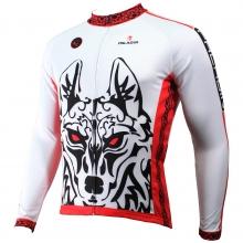 3D Wolf Warriors Cycling Jerseys 100% Polyester Shirts