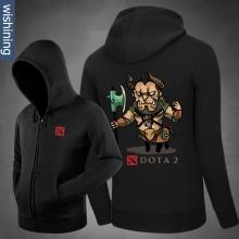DOTA 2 Centaur Warrunner Sweatshirt Zip Up 3XL Hoodie
