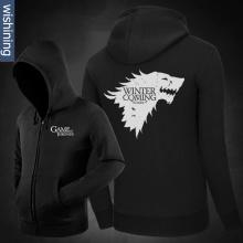 Game Of Thrones Hoodie Winter Is Coming House Stark Sweatshirt