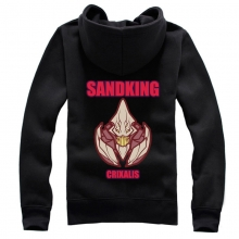 DOTA 2 Sand King Hoodies For Mens