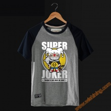 One Piece Trafalgar Law Tee For Boys Gray Tshirts