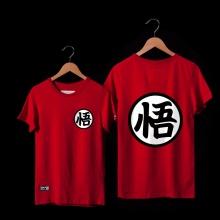 Dragon Ball Son Goku T-shirts Mens Black Tee Shirt