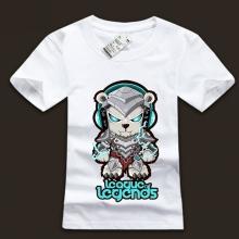 Men's league of leagends Volibear Tee Shirts