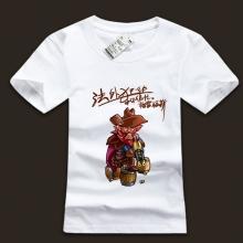 White Men's league of leagends Graves  T-shirts