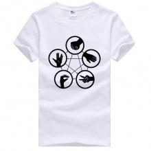 Bigbangtheory Rock Paper Scissors T-shirts
