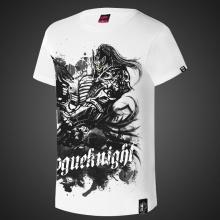 DOTA 2 Sven Ink White T-shirts For Mens