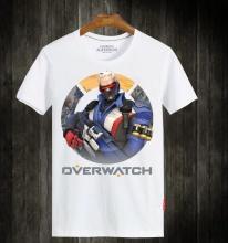 Blizzard Overwatch Soldier Hero T-shirts