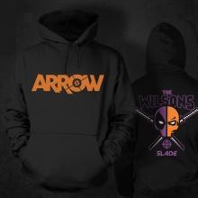 Marvel Superhero Green Arrow Sweatshirts For Men
