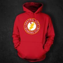 Superhero The Flash Hoodies Red 3xl Mens Sweatshirt