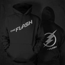 Black The Flash Sweatshirt For Man
