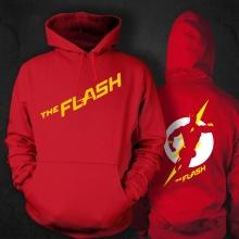 Cool Marvel Flash Sweatshirt Red Mens Large Size Hoodies
