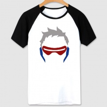 OW Soldier 76 T-shirts white Tees For Women