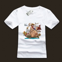 Cool One Piece Luffy T-shirts For Boys
