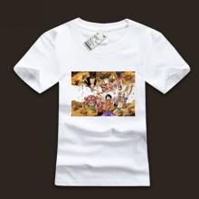 One Piece Straw Hat Pirates Men's T-shirts