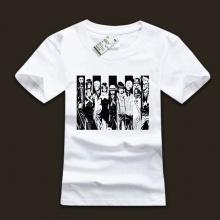 Straw Hat Pirates One Piece Ink 3xl White T-shirts