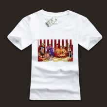Straw Hat Pirates One Piece Tshirts For Young Mens
