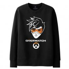 Overwatch OW Tracer Sweatshirt Men black Sweater