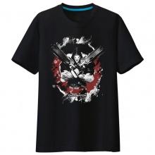 Cs Overwatch Reaper Tee For Boys black Tshirts