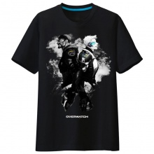 Cs Overwatch Reaper T-shirt Men black Shirts