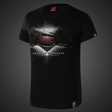 Cool Batman v Superman T-shirt Dawn of Justice Black Tshirt