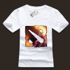 DOTA 2 Logo Design T-shirt Lina Character Tees