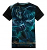 3D DOTA 2 Phantom Assassin T-shirts For Mens
