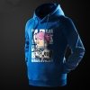 Lovely Design Overwatch Zarya Hoodie Blizzard OW Character Sweater For Men Boy