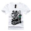 Ink Printed league of leagends Thresh T-Shirts For Men
