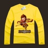 High Quality league of leagends Wukong TShirts For Men