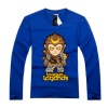 LOL The Monkey King Wukong Long Sleeve T-shirts For Men