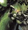 Overwacht Genji Hero Black Tees