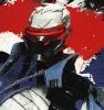 Overwatch Gaming Hero Tshirt Soldier 76 Tee Shirts