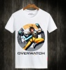 Cool White Overwatch Heroes Tracer Shirts