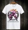 Over Watch OW D.Va Hero T-Shirt