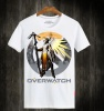 Cool Design Overwatch Mercy Tshirts