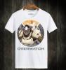 OW Cs Go Overwatch Winston Tee Shirts
