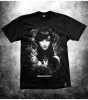 Black OW Overwatch D.Va Tshirts With 4XL Size
